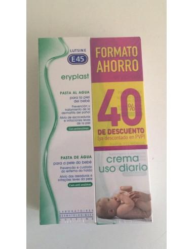 Eryplast Pasta Al Agua 75 Gr 2 Uds